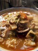 野菜と海鮮の贅沢即席麺
